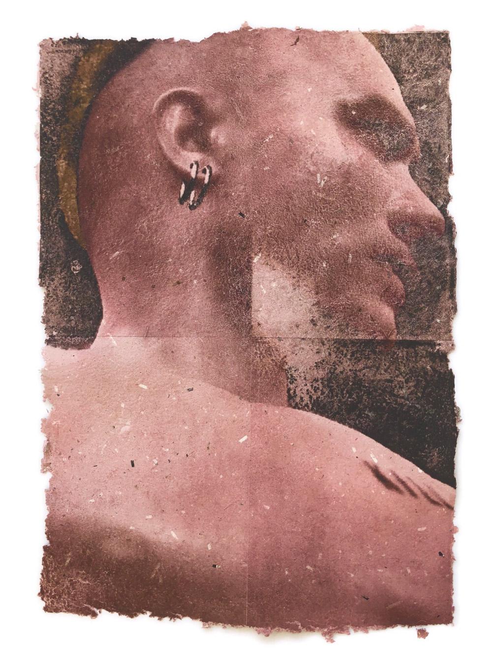 Drew Connor Holland in Vault Magazine - Jan Murphy Gallery